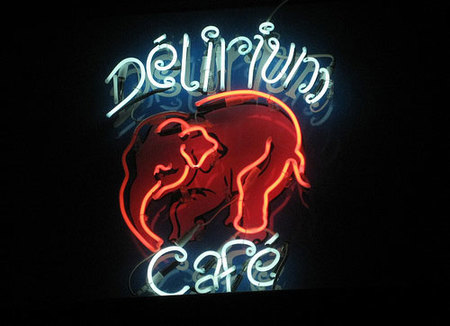 Delirium Café: record Guinness en variedades de cerveza
