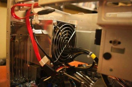 Shuttle SX58H7 Pro CPU ventilador