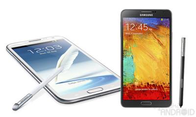 Galaxy Note 3 vs Galaxy Note II, todos los cambios del phablet de Samsung