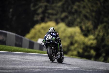 Maverick Viñales impone la ley Yamaha para salir desde la pole position en el Red Bull Ring