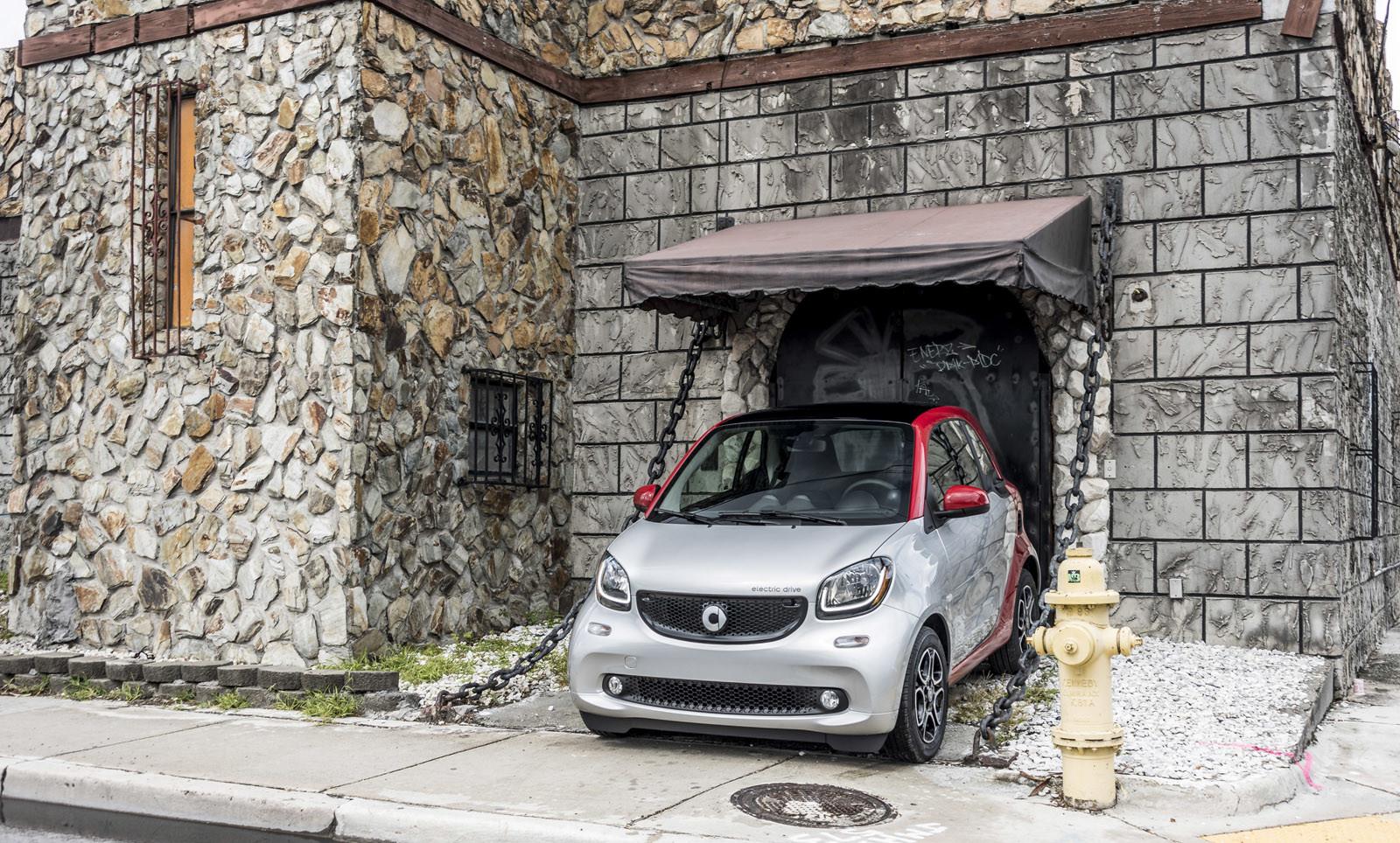 Foto de smart fortwo Electric Drive, toma de contacto (30/313)