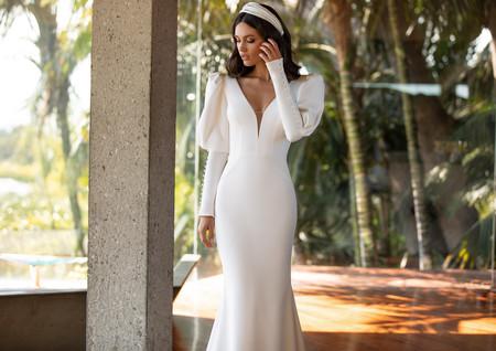 Pronovias colección 2021: los 43 vestidos de novia más impresionantes para dar el 'sí quiero' y todos disponibles hasta la talla 64