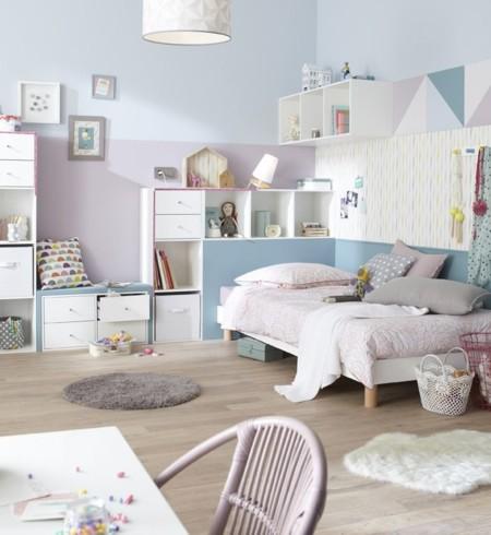 Plan vuelta al cole: una habitación para estudiar, dormir y jugar