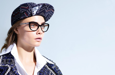 05 Spring Summer 2016 Eyewear Collection Ad Campaign Pictures By Karl Lagerfeld Ld