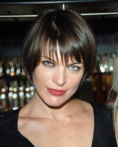 Milla Jovovich nueva imagen de Etro