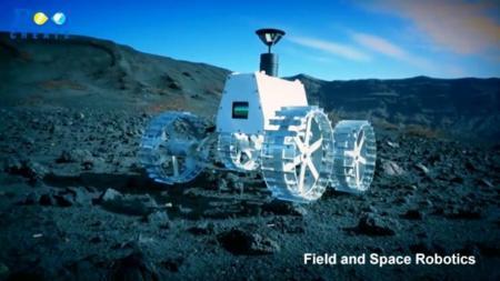 Este equipo de robots está siendo entrenado para vigilar volcanes