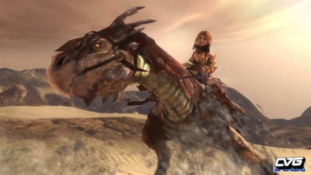 Primeras imágenes oficiales de 'Golden Axe: Beast Rider'
