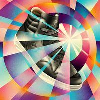 Lotto lanza ICON: unas deportivas con toque retro e interpretadas en clave artística