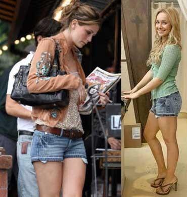 """Pantalones vaqueros cortos, el """"must-have"""" del verano"""