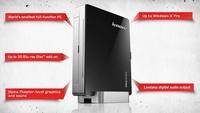 IdeaCentre Q190, así es el nuevo HTPC de Lenovo