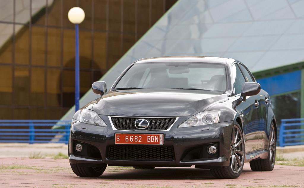 Foto de Lexus IS-F (25/111)