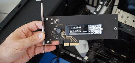 Kingston KC1000, análisis: con doble rendimiento que otros SSD, llega la hora de los SSD NVe
