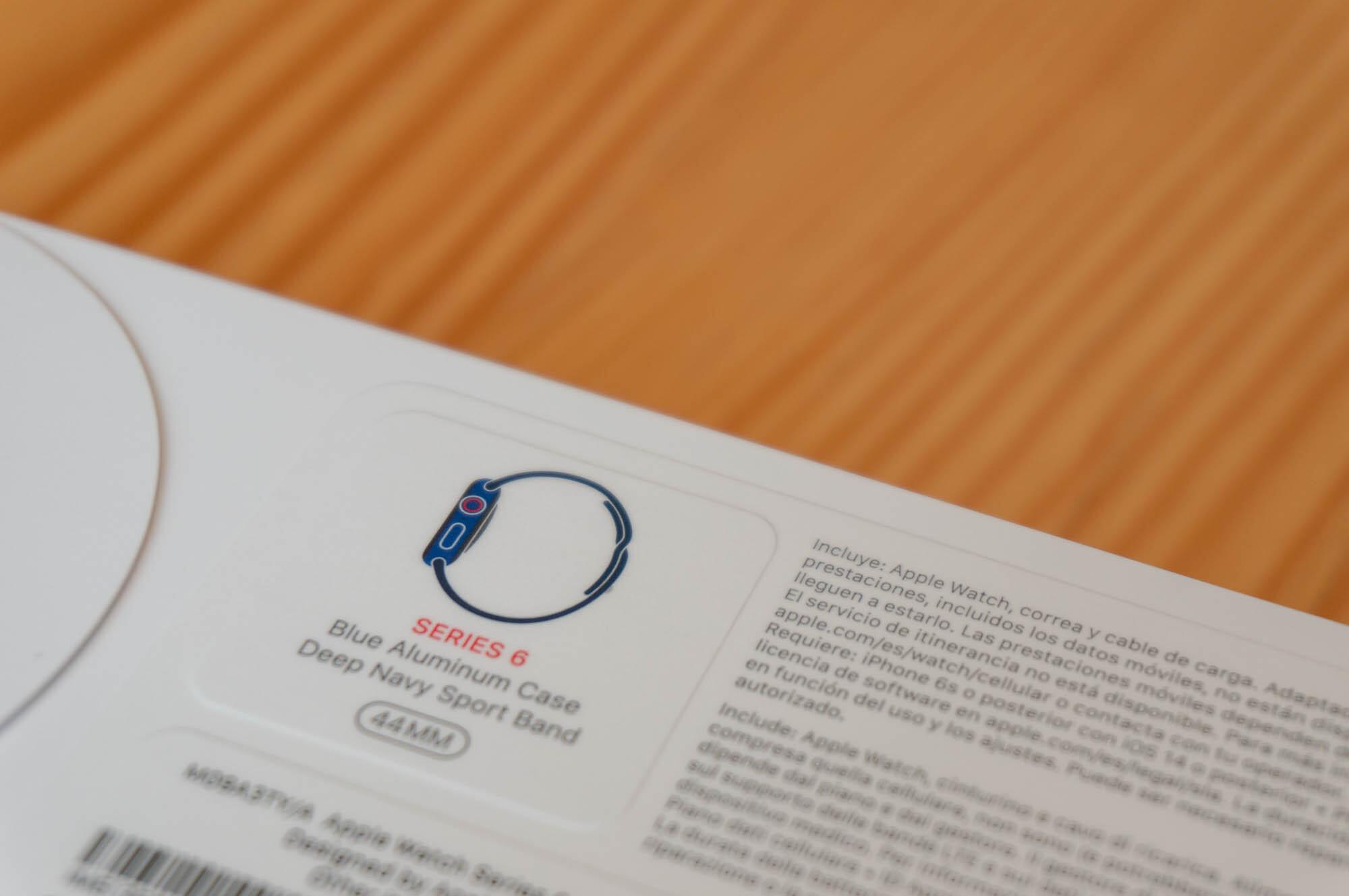 Foto de Apple Watch Series 6 (1/39)