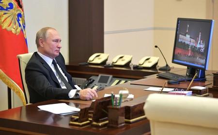 El presidente ruso Vladimir Putin sigue utilizando Windows XP, con todos los riesgos de seguridad que esto conlleva