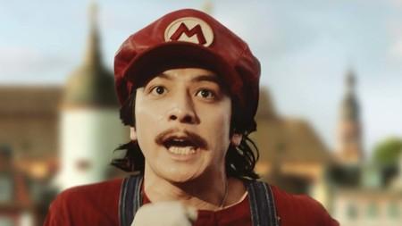 La forma tan japonesa de promocionar una bebida energética con Mario Sports Superstar