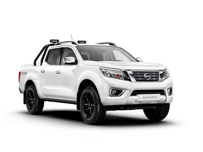 Nissan Navara Trek-1º: más aspecto aventurero para esta pick-up en edición especial