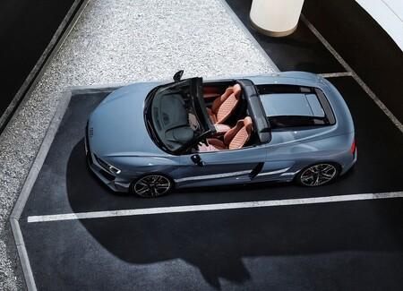 Audi R8 V10 Performance Rwd Spyder 2022 1600 04