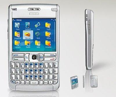 Nokia E61 ya a la venta