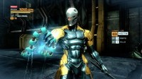 'Metal Gear Rising: Revengeance' y el skin de Gray Fox en acción