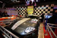 Presentación del Jaguar XKR GT3