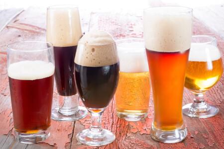 Cervezas Varias