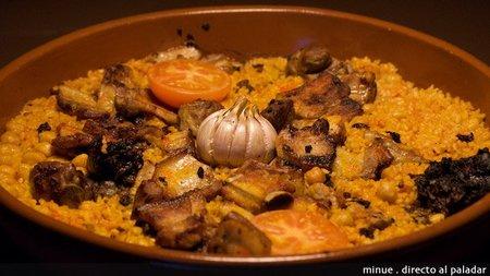 mejores recetas de arroces - arroz al horno