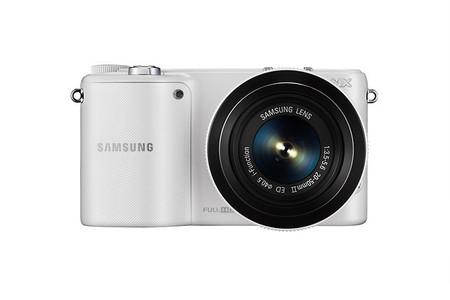 Samsung NX2000, toda la información sobre la nueva CSC de Samsung
