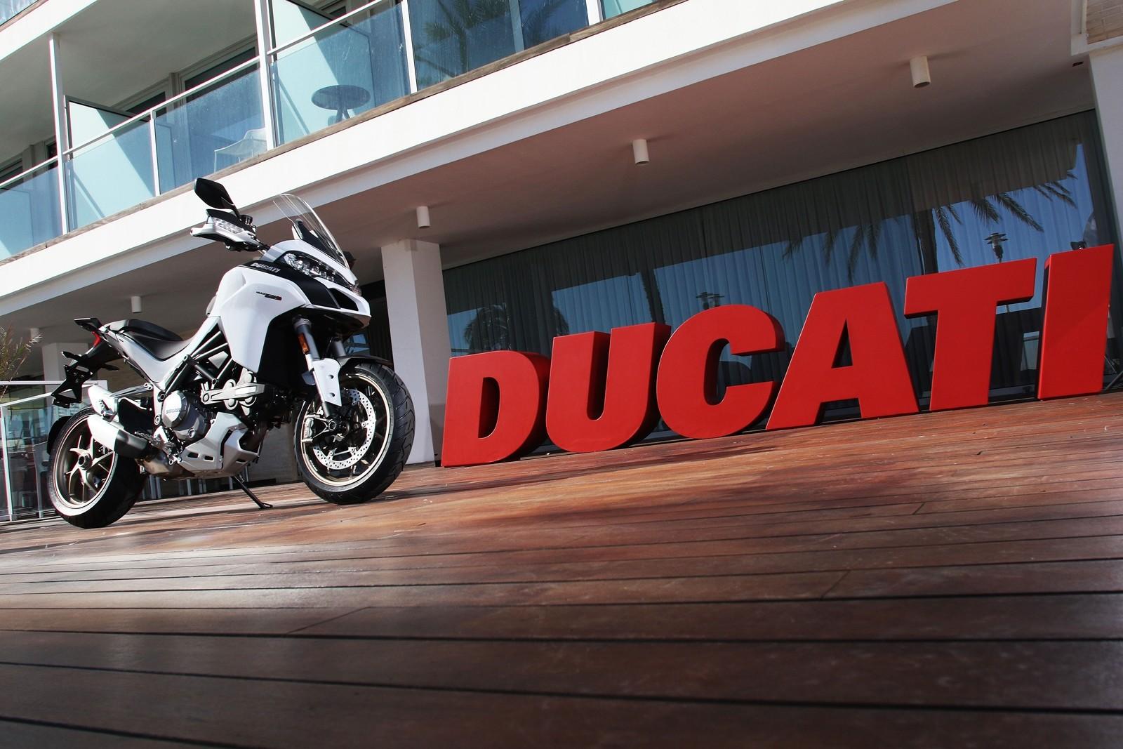 Foto de Ducati Multistrada 1260 2018 prueba (9/21)