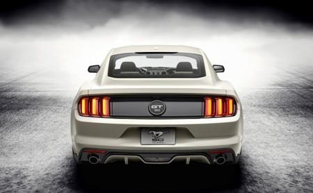 A subasta el último Ford Mustang GT 50 aniversario disponible en México