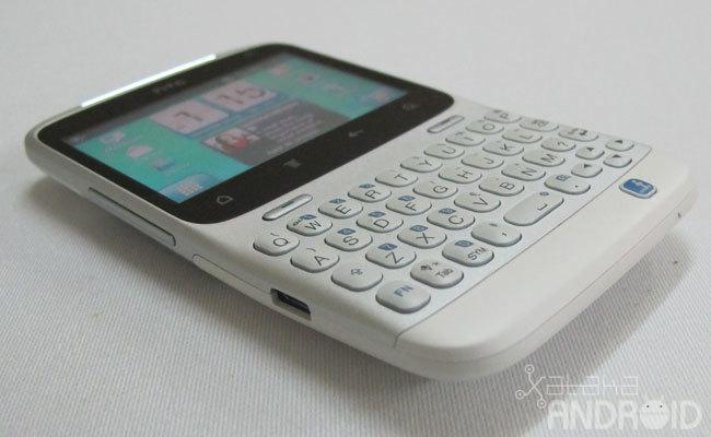 Foto de HTC ChaChaCha (2/9)