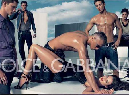 Polémico anuncio de Dolce & Gabbana