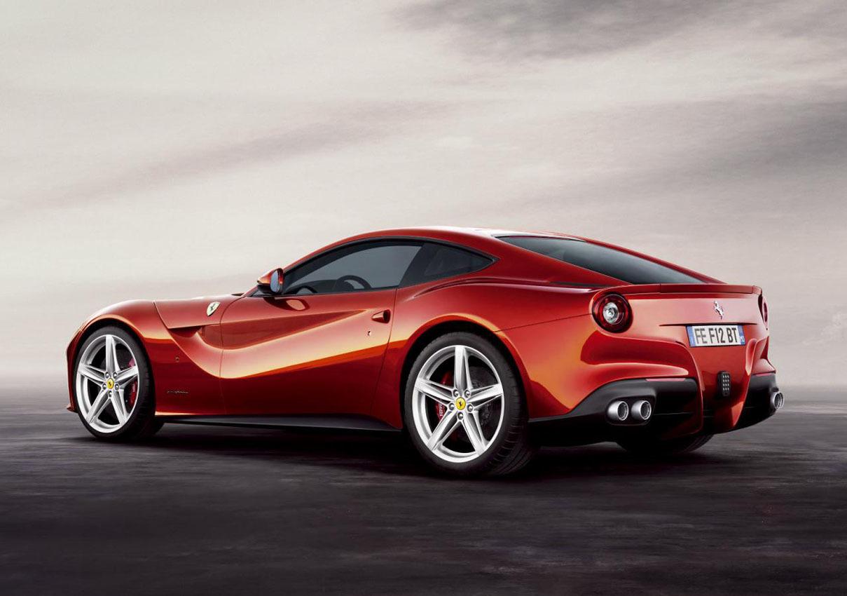 Foto de Ferrari F12 Berlinetta (2/7)