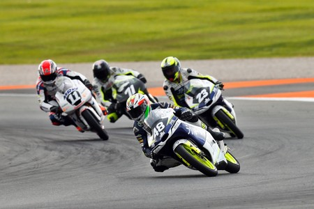 Lorenzo Dalla Porta, campeón del FIM CEV Repsol Moto3 en detrimento de Marcos Ramírez