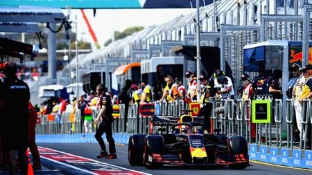 Verstappen Red Bull Australia