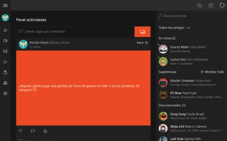 Nueva aplicación de Xbox para Android, ahora con nueva interfaz y más social