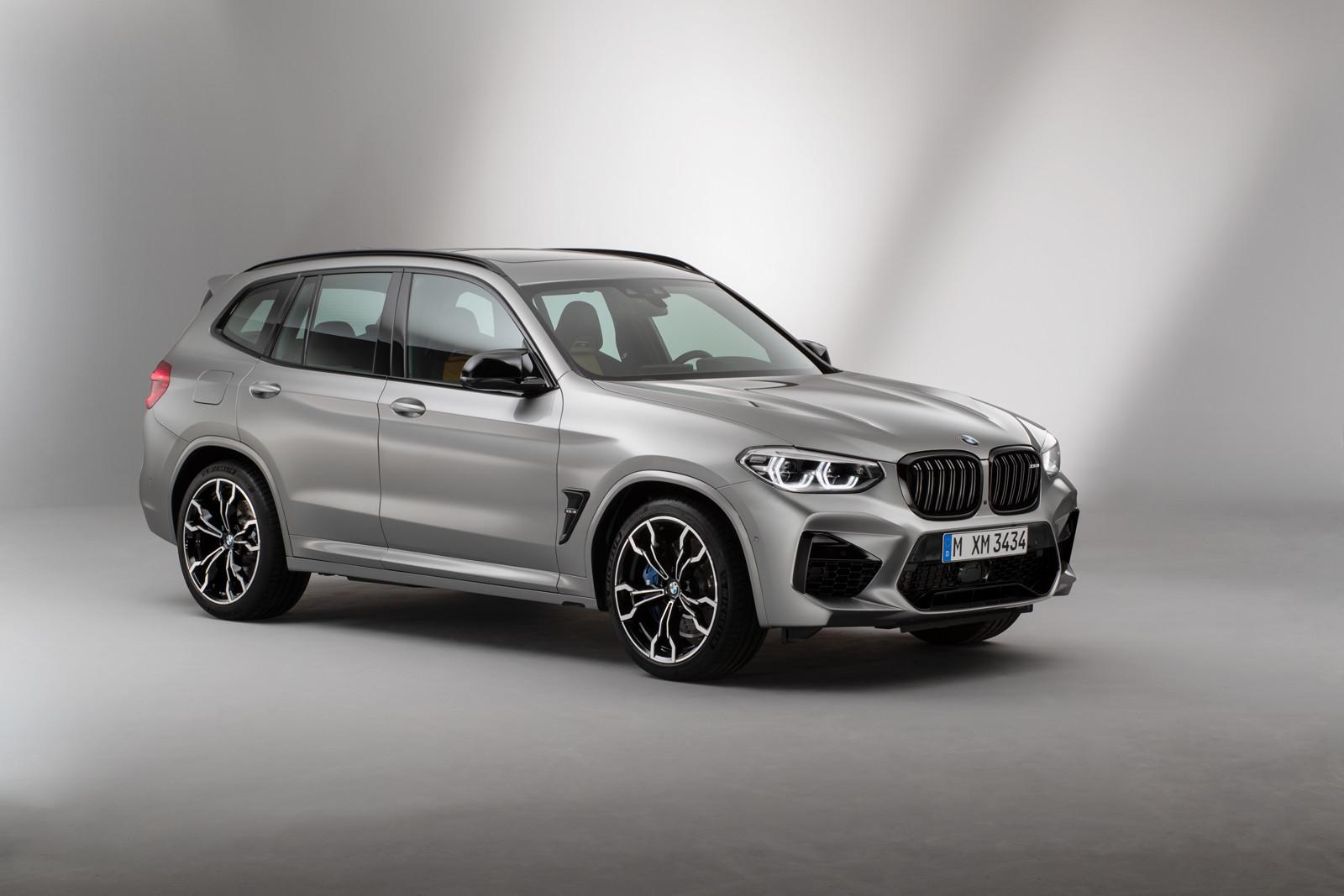 Foto de BMW X3 M 2020 (Presentación) (22/80)