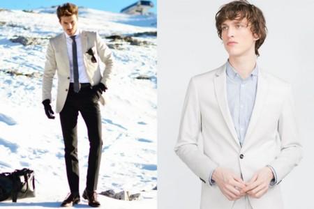 Trendencias Hombre Blanco Invierno 2015 4