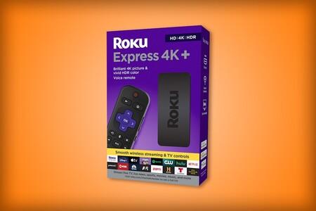 El nuevo Roku Express 4K+ ya se puede comprar en Amazon México, con control por voz y HDR hasta por menos de 850 pesos