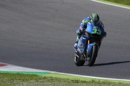 Bastianini Mugello Moto2 2019