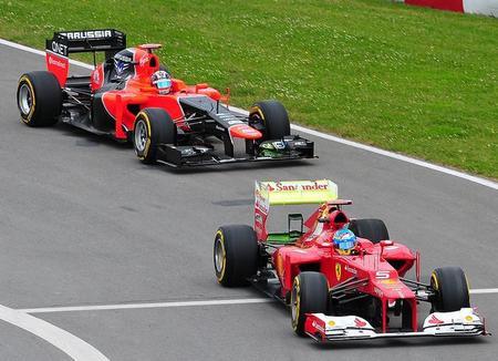 En Marussia creen que el motor Ferrari cambiará la cara del equipo