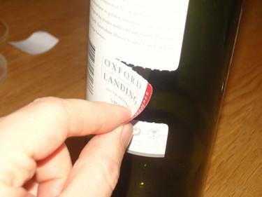 Innovaciones en etiquetas de vinos