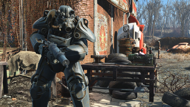 Fallout 4 Pack Texturas