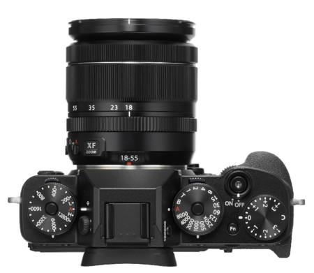 X T2 Bk 18 55mm Top