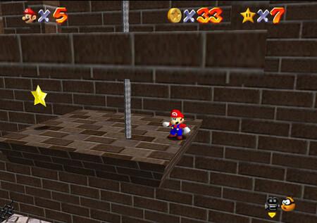 Super Mario 64: cómo conseguir la estrella Shoot into the Wild Blue de Whomp's Fortress