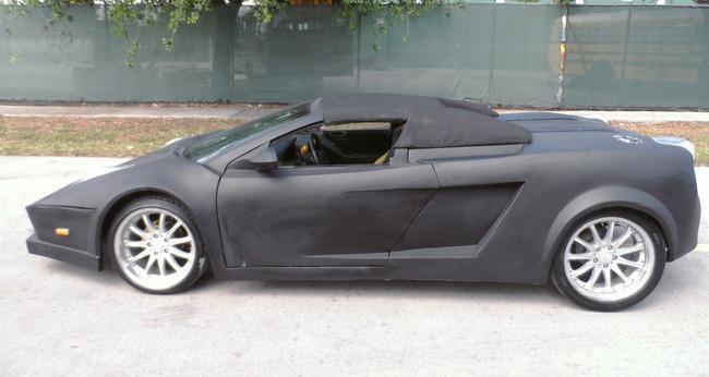Réplica de Lamborghini Gallardo