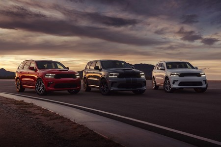 Dodge Durango Rt Srt 2021 6