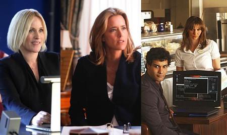 Nuevas series 2014/15: CBS