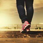 Para reducir el riesgo de mortalidad aumenta el número de pasos diarios, y no necesariamente la intensidad