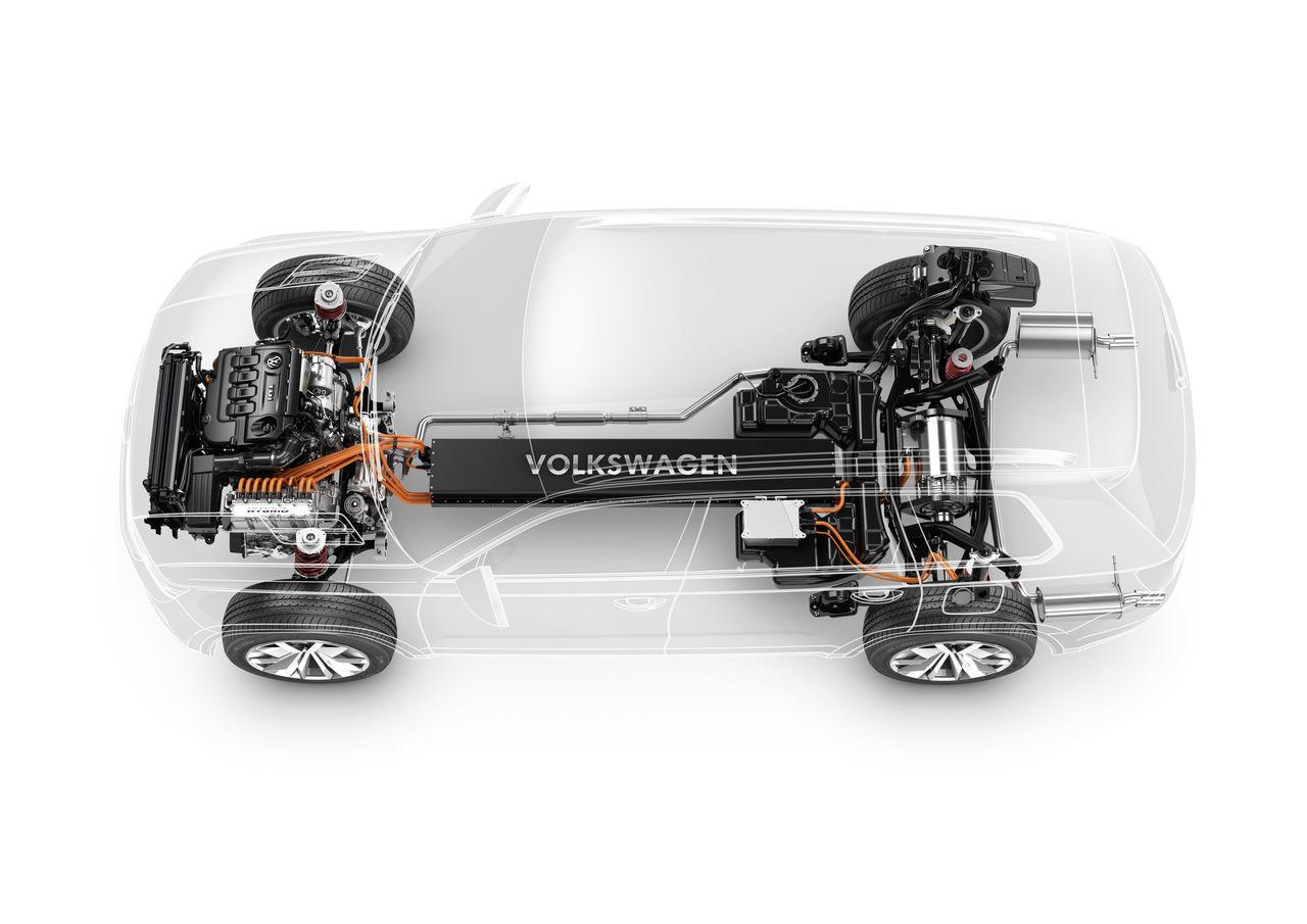 Foto de Volkswagen CrossBlue Concept (15/19)