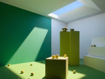 Coelux, la luz natural recreada mediante software e iluminación led